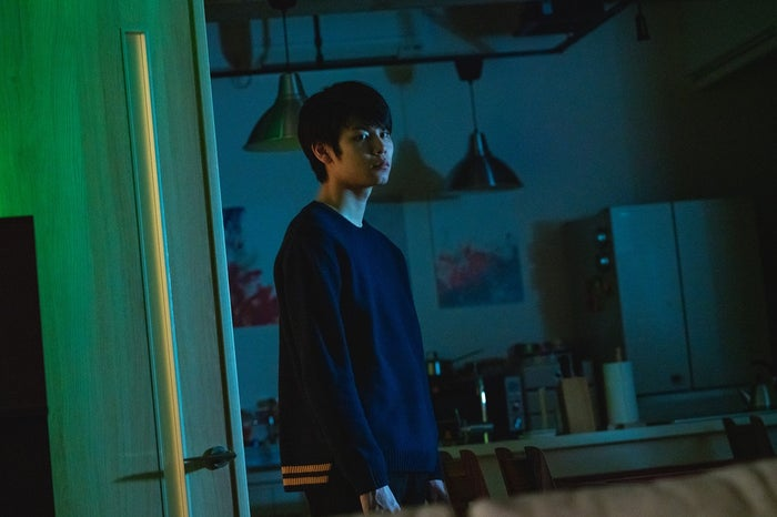 萩原利久/「電影少女-VIDEO GIRL MAI 2019-」第6話より(C)『電影少女 2019』製作委員会