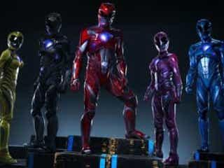 ハリウッド版スーパー戦隊がユニバース化!新作映画&テレビシリーズ始動