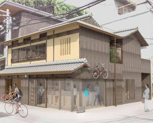 「ブルーボトルコーヒー京都六角カフェ」抹茶やあんこの限定スイーツ提供