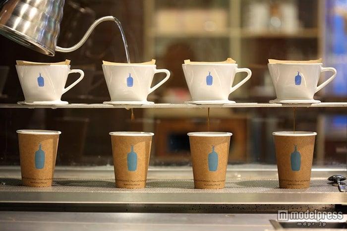 「ブルーボトルコーヒー」六本木に進出 限定ショップもオープン/画像提供:ブルーボトルコーヒージャパン【モデルプレス】