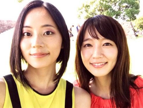 大西礼芳、吉岡里帆/大西礼芳オフィシャルブログ(Ameba)より