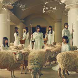 櫻坂46・2ndシングル「BAN」(4月14日発売)TYPE-C(提供写真)