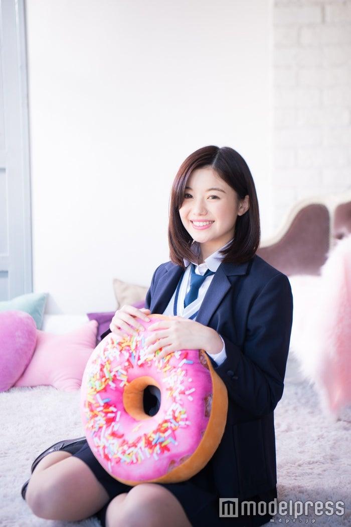 「女子高生ミスコン2017-2018」中部エリア グランプリ:ほのぴぴ(C)モデルプレス