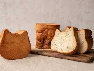 東京初進出!ねこの形の高級食パン専門店「ねこねこ食パン」がオープン