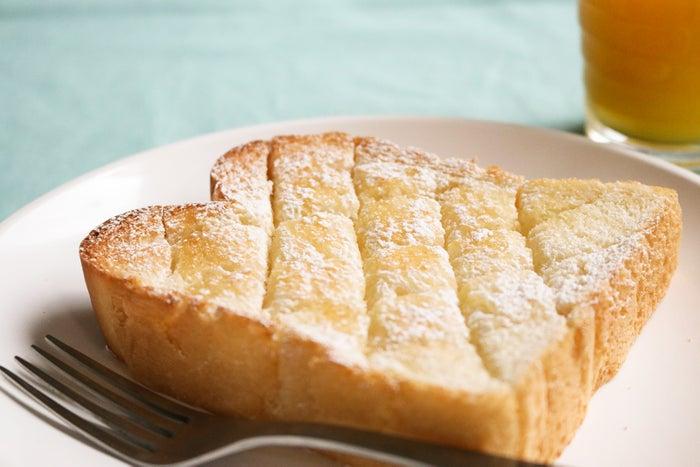 トーストして召し上がれ