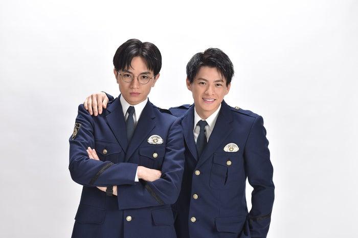 中島健人、平野紫耀(画像提供:日本テレビ)