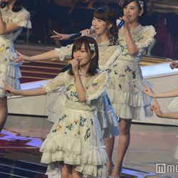 """モデルプレス - AKB48、山本彩センターで4年ぶり大賞目指す """"卒業直前""""島崎遥香も闘志あらわに<レコ大>"""