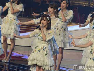 "AKB48、山本彩センターで4年ぶり大賞目指す ""卒業直前""島崎遥香も闘志あらわに<レコ大>"