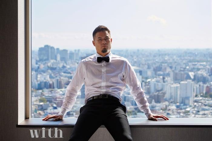 田村優/「with」1月号(画像提供:講談社)