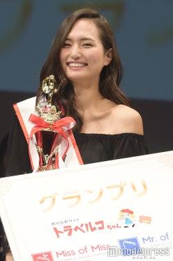 グランプリ・山賀琴子さん(C)モデルプレス
