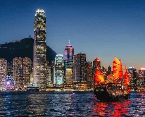 食事をして香港へGo!旅&グルメ好き必見の特別企画がスタート