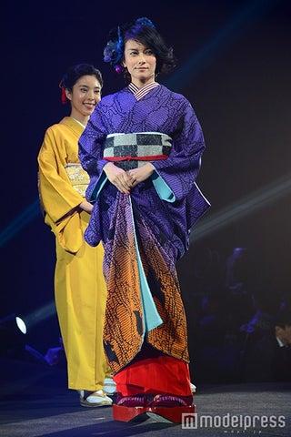 柴咲コウ、艷やか着物姿で大人の色気振りまく「あまりない経験」
