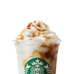 CHIBA「千葉 なごみ みたらし コーヒー クリーム フラペチーノ」/画像提供:スターバックス コーヒー ジャパン