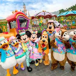 モデルプレス - 香港ディズニーランド、春のイベントが可愛い!見どころ&おすすめポイント4つを紹介