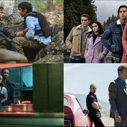 【Netflix4月新着】クリス・ヘムズワースのアクション大作から人気シリーズ新シーズンや最新エピソードまで