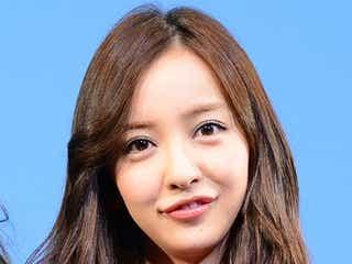 板野友美、北川景子&DAIGO結婚にコメント 結婚願望は?