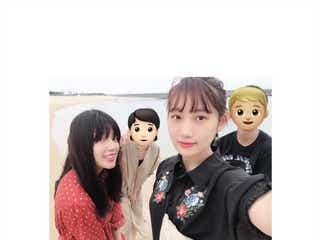 E-girls石井杏奈、家族写真を公開 美人妹に注目集まる