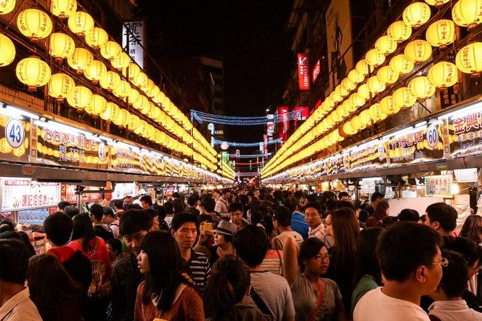 基隆廟口屋台/画像提供:台湾・基隆市政府