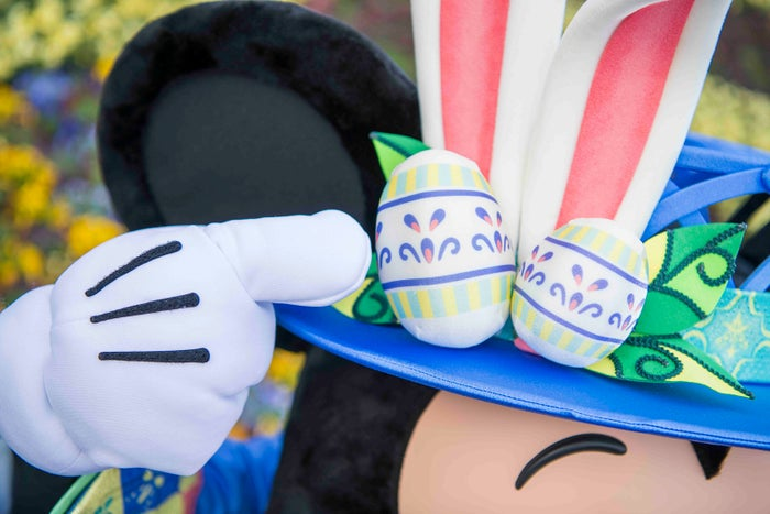 ミッキーマウス/「Tip-Topイースター」で着用するコスチューム(C)Disney