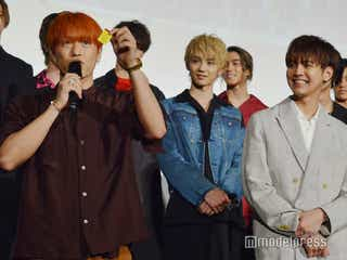 GENERATIONS中務裕太、イベントに薬持参「お腹痛くて…」Jr.EXILE37人で笑いの渦<BATTLE OF TOKYO>