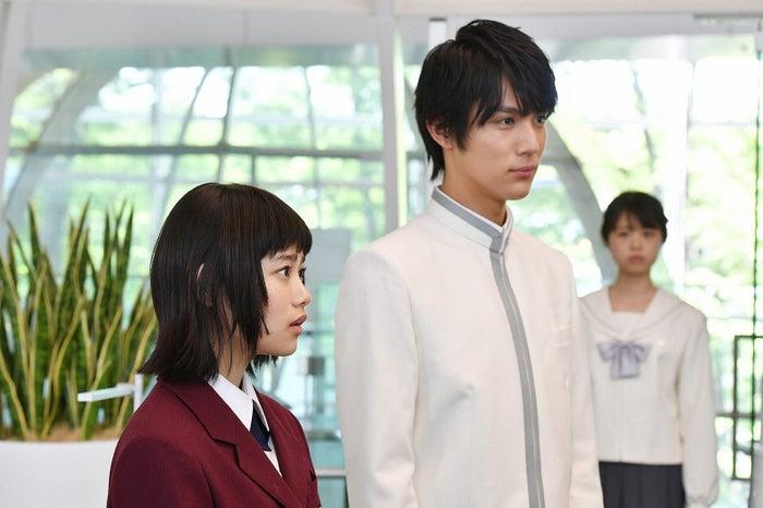 杉咲花、中川大志/「花のち晴れ~花男 Next Season~」第7話より(C)TBS