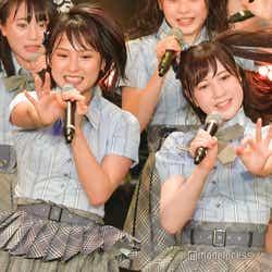 山田菜々美、永野芹佳/AKB48チーム8「TOKYO IDOL FESTIVAL 2018」 (C)モデルプレス