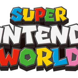 「SUPER NINTENDO WORLD」(C)Nintendo