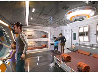 スターウォーズホテル発表 ディズニー新パークと共にストーリー性のある宿泊施設に