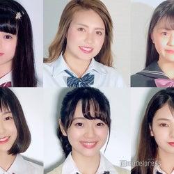 【中間速報】「女子高生ミスコン2018」関西エリア、暫定1位~12位<日本一かわいい女子高生>