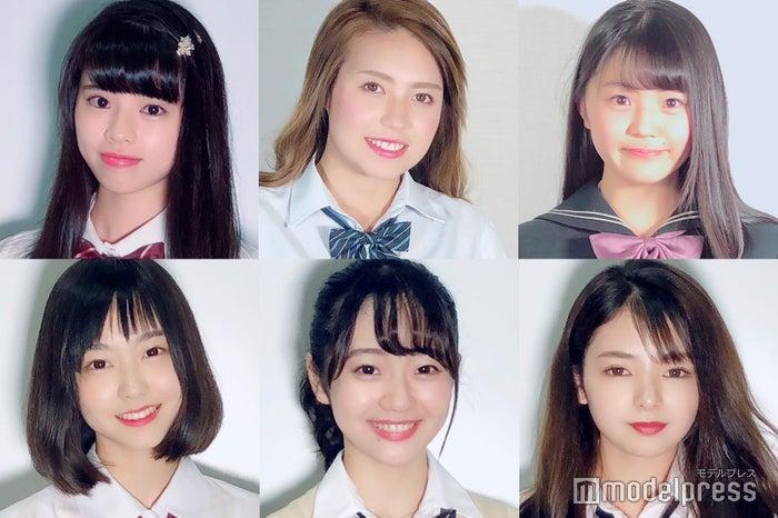 【中間速報】「女子高生ミスコン2018」関西エリア上位6人