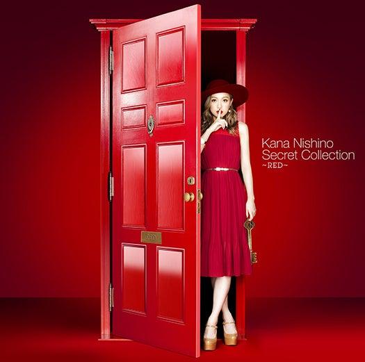 西野カナ「Secret Collection ~RED~」【通常盤】