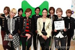 """話題の""""イケメン女子""""グループ・THE HOOPERS、元宝塚トップスターに魅了 号泣メンバーも"""