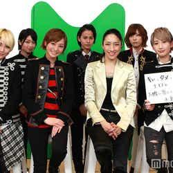 """モデルプレス - 話題の""""イケメン女子""""グループ・THE HOOPERS、元宝塚トップスターに魅了 号泣メンバーも"""