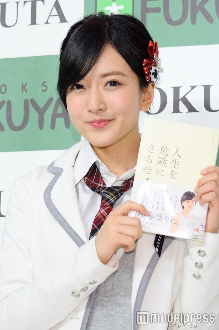 NMB48須藤凜々花「マイクロビキニ」宣言も関係者からストップ?(C)モデルプレス
