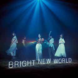 Little Glee Monster「BRIGHT NEW WORLD」初回限定盤Bジャケット(提供写真)