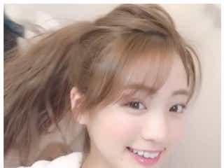 夢アド志田友美、美乳チラ見せSEXY動画で悩殺「これは反則」「もっと見たい」