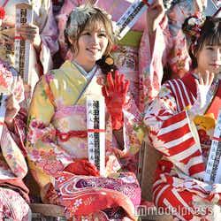 込山榛香/AKB48グループ成人式記念撮影会 (C)モデルプレス