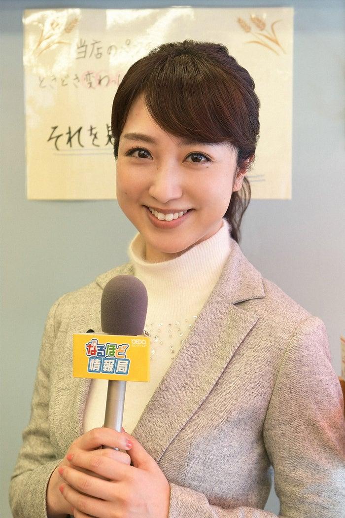 川田裕美(C)TBS