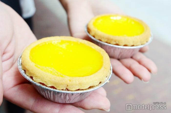 とろっとしたカスタード×バター香る生地が絶品な「泰昌餅家」のエッグタルト(C)モデルプレス