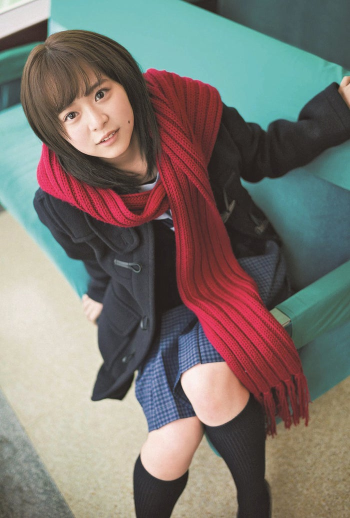 AKB48・倉野尾成美(画像提供:東京ニュース通信社)