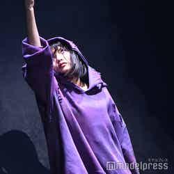 福岡聖菜/舞台版「マジムリ学園」ゲネプロの様子 (C)モデルプレス