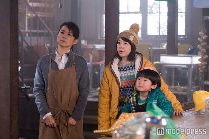 ドラマ10「コントレール~罪と恋~」第1話より(画像提供:NHK)