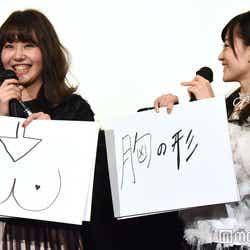 門脇佳奈子、上西恵 (C)モデルプレス