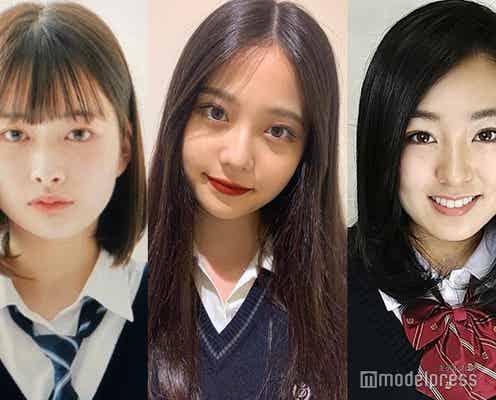 【中間速報】「女子高生ミスコン2021」関東エリア、暫定上位5人を発表<日本一かわいい女子高生>