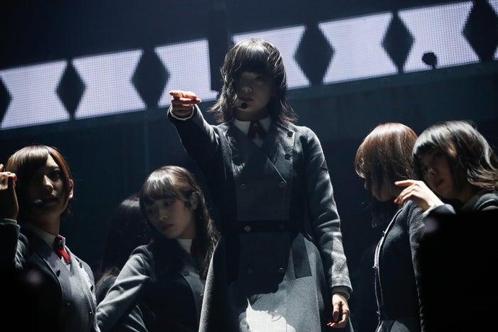 欅坂46/画像提供:ソニー・ミュージックレーベルズ