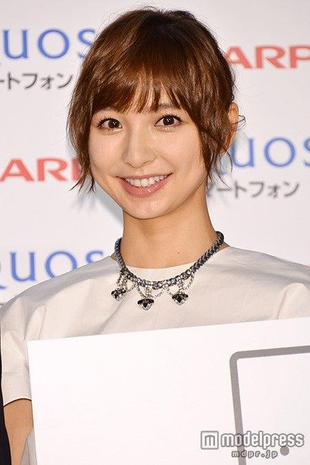 篠田麻里子「涙止まらない」選抜総選挙にコメント【モデルプレス】
