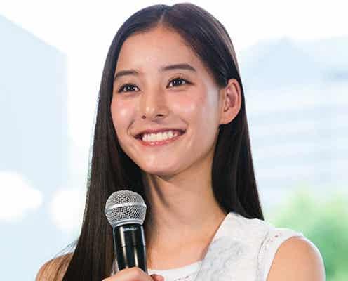 「non-no」新木優子、GENKINGからアドバイス「必ず道は開ける」