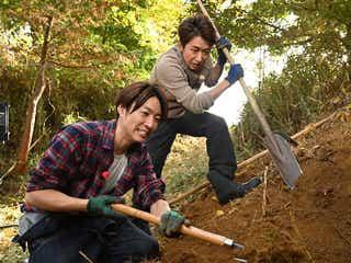 嵐・相葉雅紀&大野智、共同作業でハプニング 相葉が語る来年への願い「今まで通りに番組作りたい」