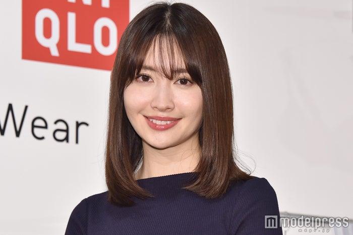 イベントに出席した小嶋陽菜 (C)モデルプレス