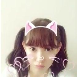 小嶋陽菜、ツインテールでキュートな猫に変身「天使」「にゃんにゃん最高」